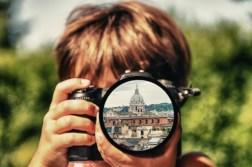 bimbi in vacanza a roma