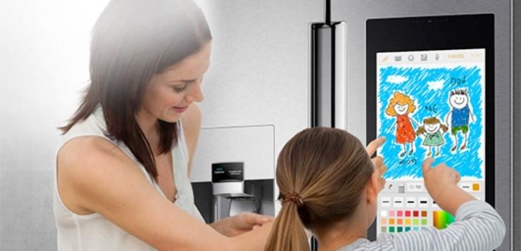 Abitare la tecnologia con Samsung e Supermercato24