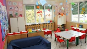 scuole materne vuote