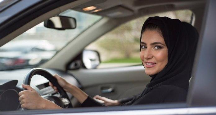 donne in arabia saudita
