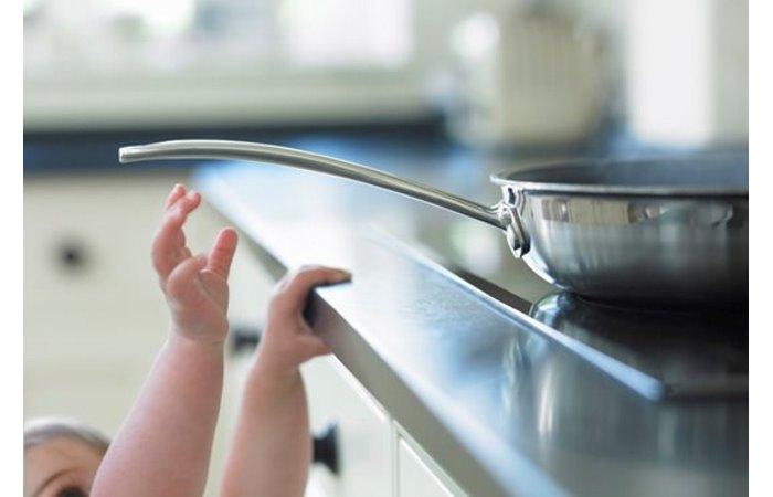 sicurezza in cucina bambini