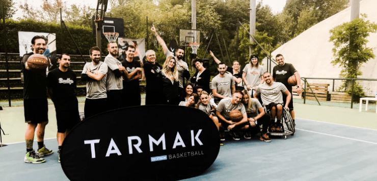 Tarmak: la nuova marca Decathlon dedicata al Basket