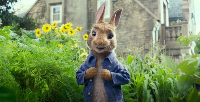 Peter Rabbit, il trailer internazionale