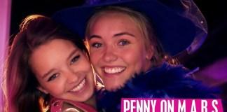 penny on mars
