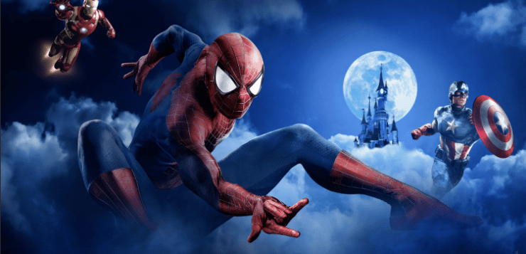 Disneyland Paris: questa estate arrivano i Supereroi Marvel