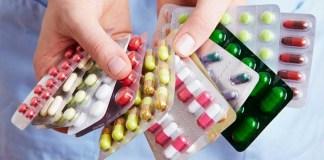 farmaci in casa