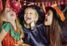 festa per bambini per Halloween
