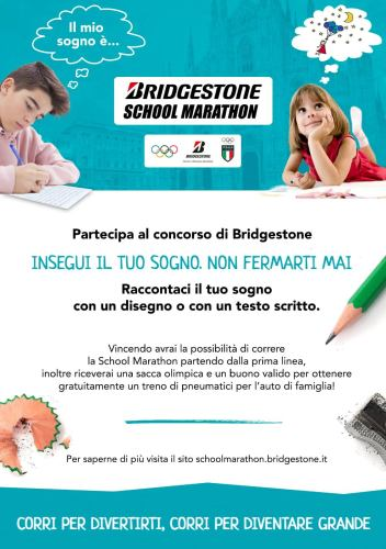 bridgestone school marathon
