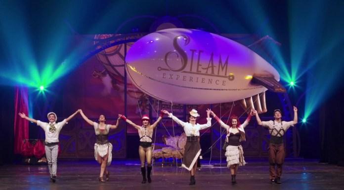 Steam Sonics - teatro olimpico