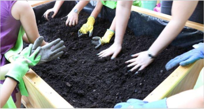 Campus a explora giardinaggio