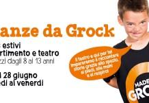 Vacanze da Grock: Modalità di iscrizione.