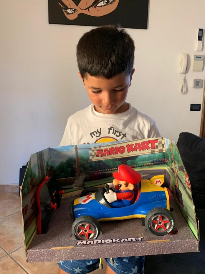 MARIO KART RACE di CARRERA