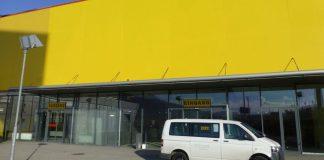 ehemalige Baumaxhalle (Foto: leopress)