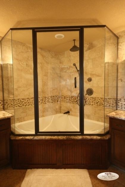 Soaking Tub Shower Combination Bathtub Designs