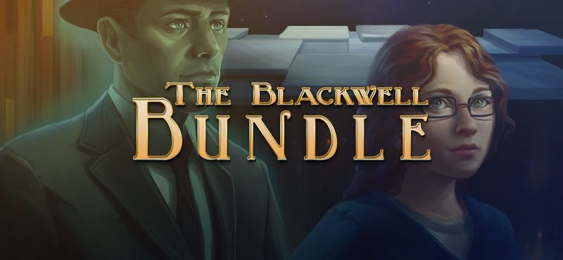 The Blackwell Bundle: Legacy, Unbound, Conversion, Deception