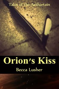 Cover for Orion's Kiss by Becca Lusher