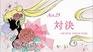Sailor Moon Crystal: Act 25, Showdown, Death Phantom