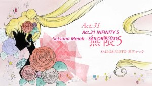 Sailor Moon Crystal Act 31: Infinity 5, Setsuna Meioh, Sailor Pluto