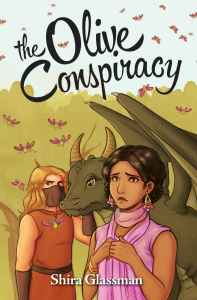 Book Talk: The Olive Conspiracy