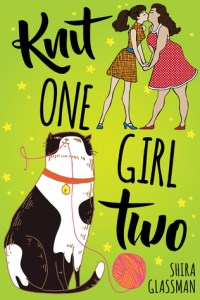 Book Talk: Knit One, Girl Two