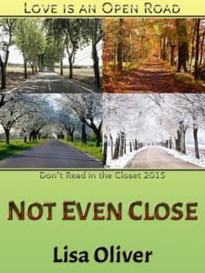 Book Talk: Not Even Close