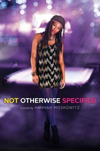 Book Talk: Not Otherwise Specified
