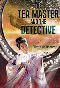 Book Talk: The Tea Master and the Detective