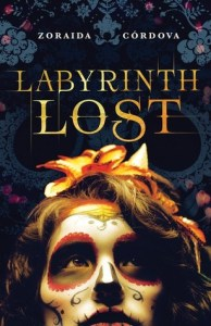 Book Talk: Labyrinth Lost