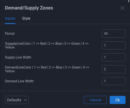 SupplyDemand Options