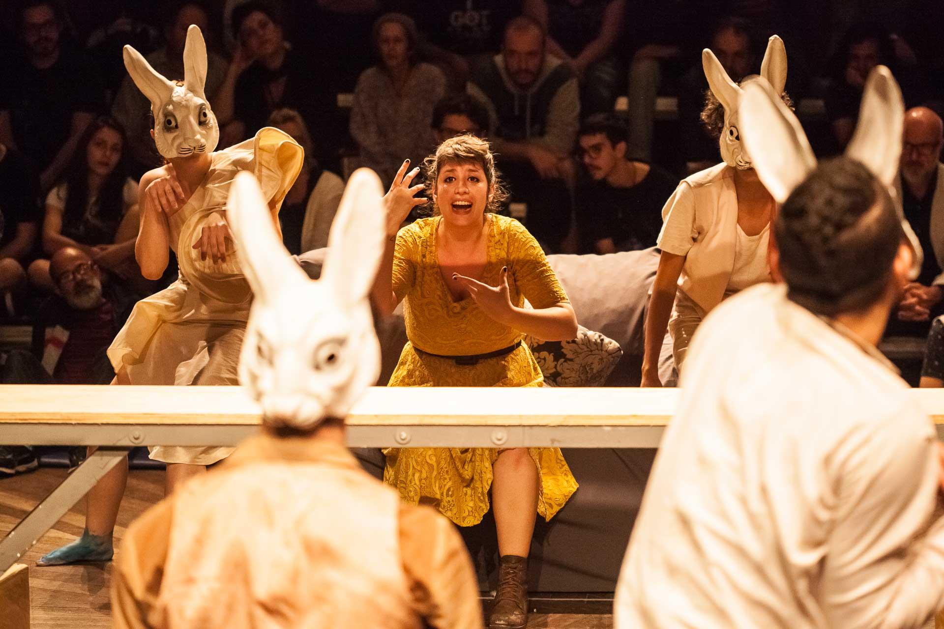 Cobertura do evento Festival Internacional de Teatro Universitário de Blumenau