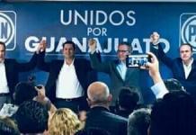 Diego Sinhue Partido Acción Nacional