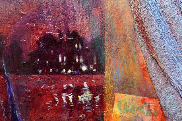 retouches peintures à l'huile