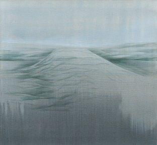Acrylique et huile sur toile 120 × 130 cm