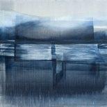 Acrylique et huile sur toile 100 × 100 cm