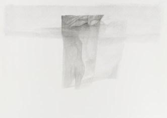 Crayon sur papier 50 × 70 cm