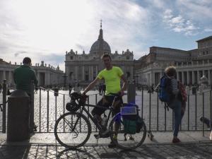 Tappa 7. Basilica di San Pietro a Roma.
