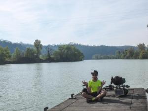 Tappa 7. Il fiume Tevere e i suoi riflessi.