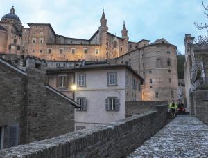 Tappa 1. Centro storico Urbino