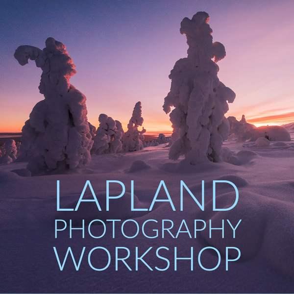 lapland photography workshop