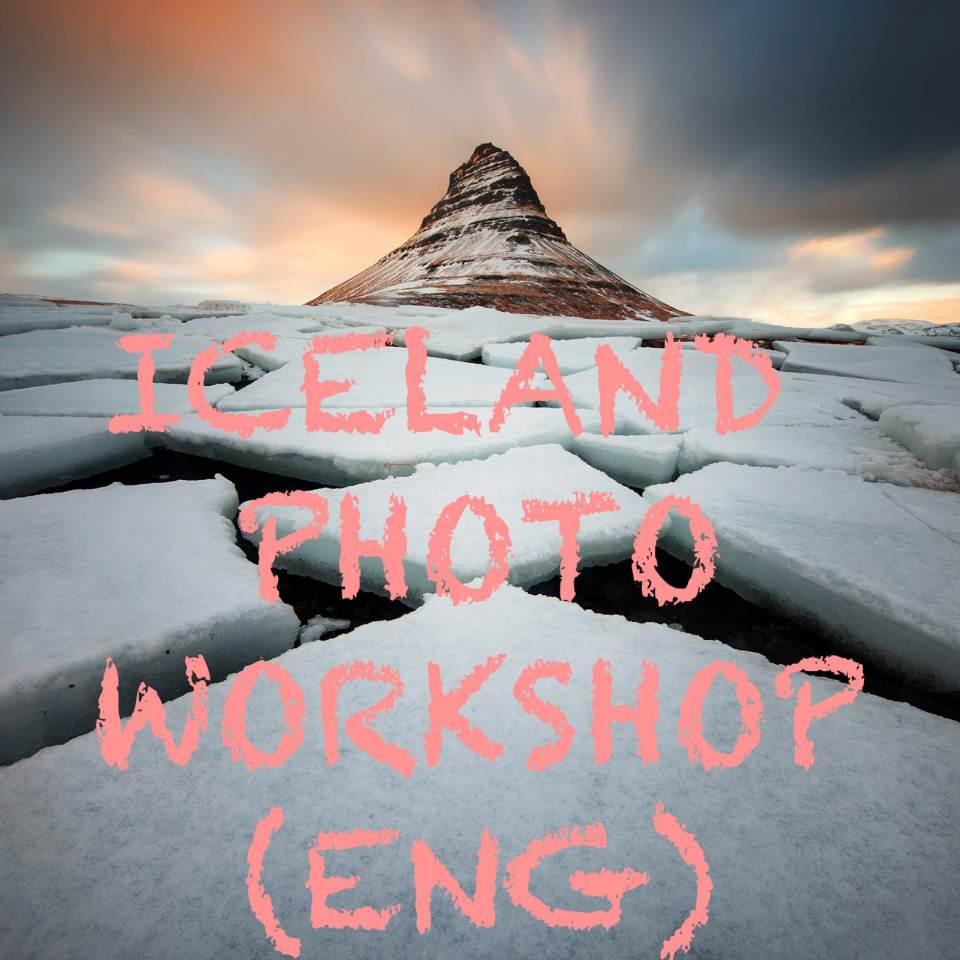 Iceland Photo Workshop (ENG Version)