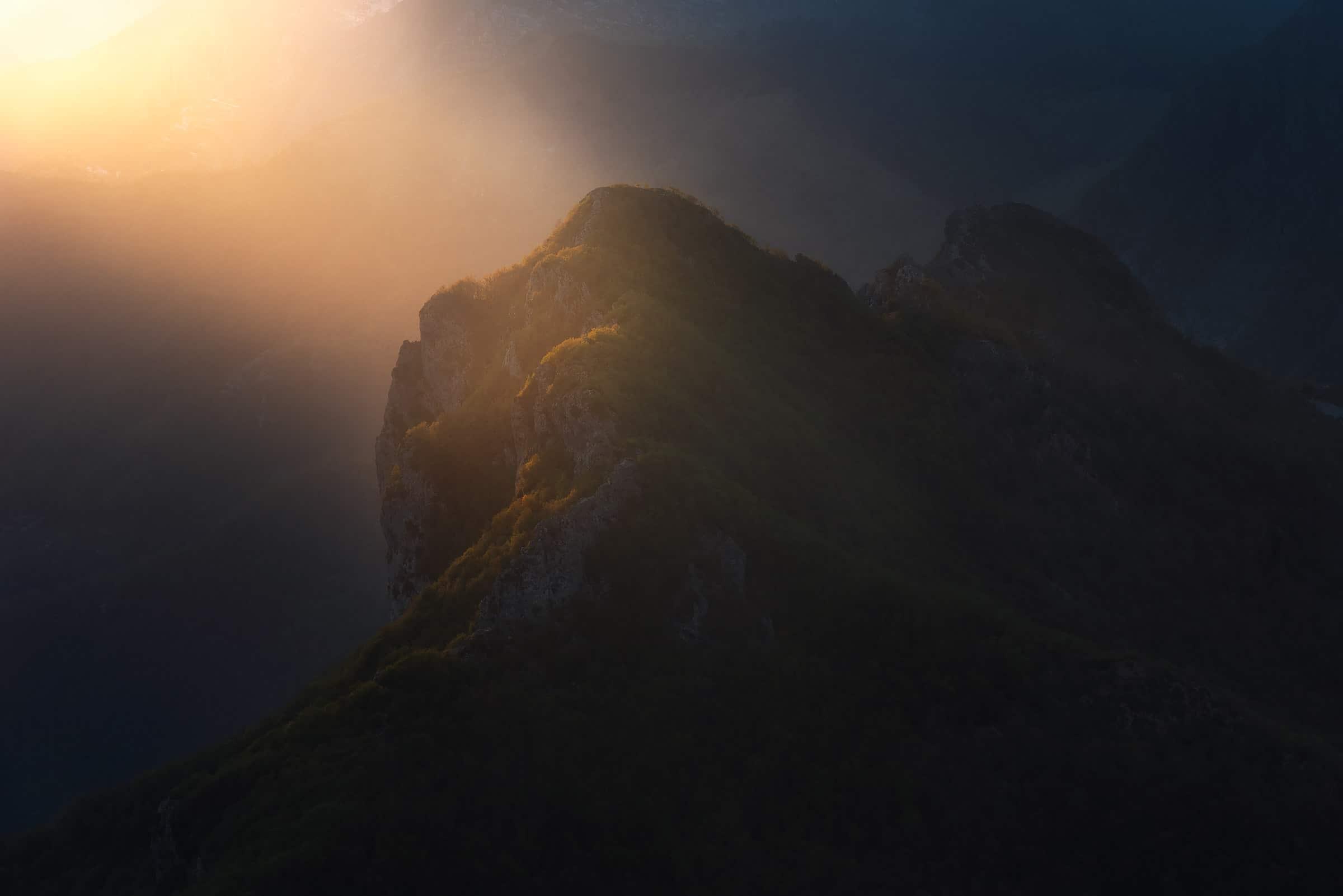 alpi apuane monte croce