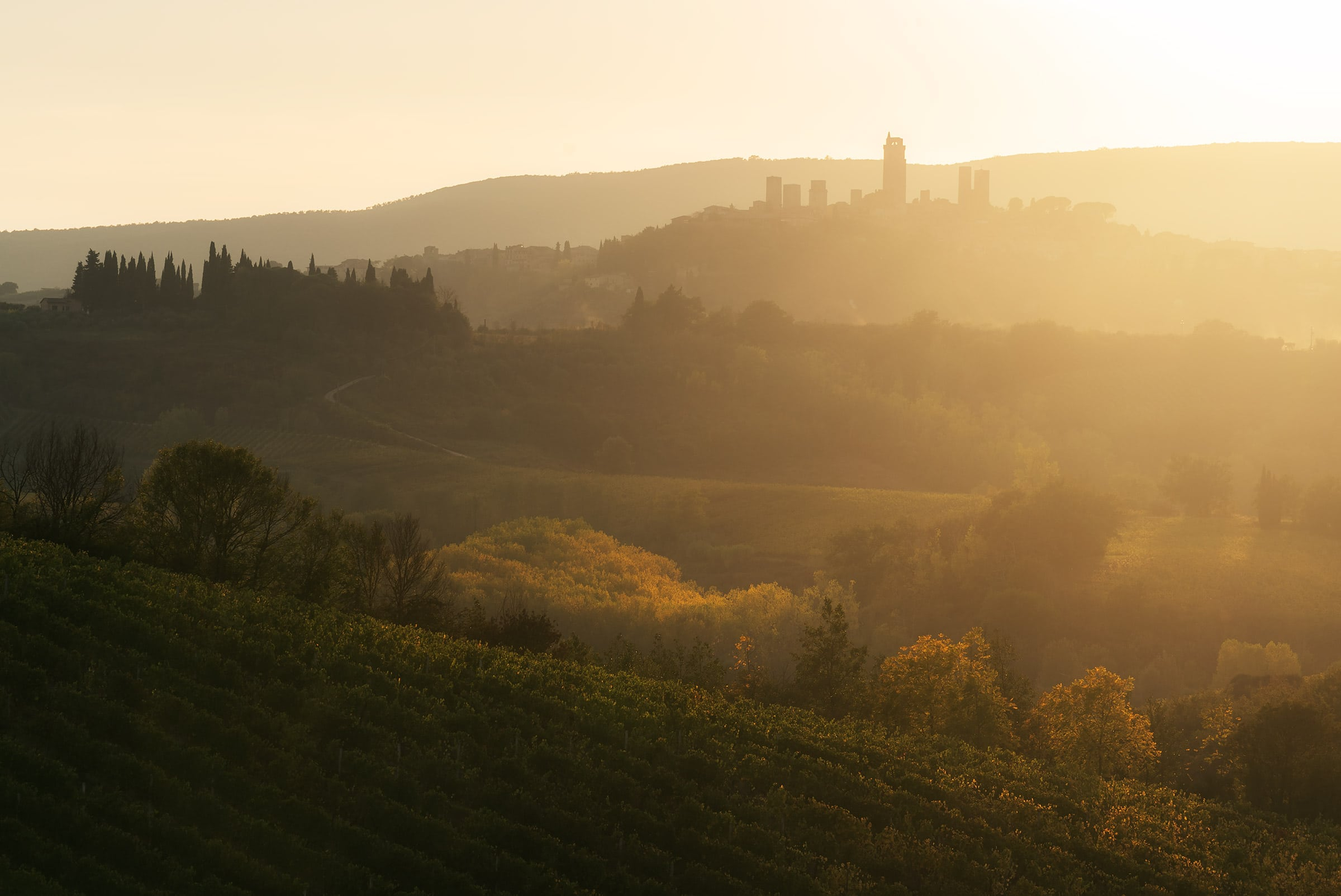 san Gimignano photo workshops