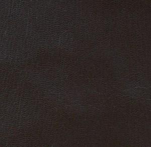 Dark brown soft-tanned goatskin