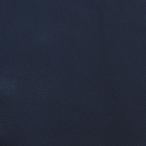 Navy Pebble Grain Cowhide