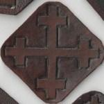 Tooled cross 12
