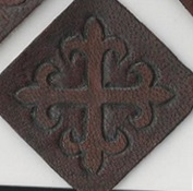 Tooled cross 15