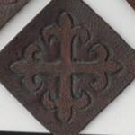 Tooled cross 15