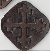 Tooled cross 16