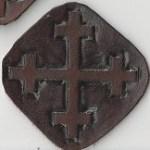 Tooled cross 16