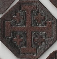 Tooled cross 7